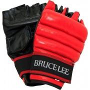 Bruce Lee Bokshandschoen open vingers - S/M