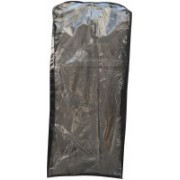 PRAHAN INTERNATIONAL Men's Coat Blazar Cover Garment Bag Suit cover PIS-1978030(Black)