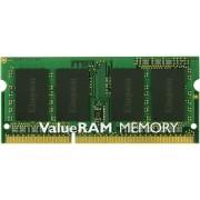 Kingston Technology ValueRAM 8GB DDR3 1333MHz Module geheugenmodule