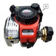Benzinski Motor za Kosačice Dvotaktni Sword 121.5 cm³/3.5HP