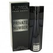 Etienne Aigner Private Number Eau De Toilette Spray 3.4 oz / 100.55 mL Fragrance 466079