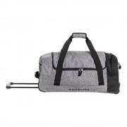 Quiksilver Cestovní taška Quiksilver New Centurion light grey heather