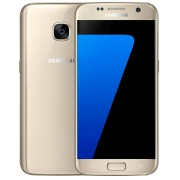 "Samsung Smartphone Samsung Galaxy S7 Sm G930f 32gb Octa Core 5.1"" Super Amoled Dual Pixel 12 Mp 4g Lte Refurbished Gold Platinum"
