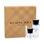 Burberry Touch For Men confezione regalo eau de toilette 100 ml + eau de toilette 7,5 ml + eau de toilette 30 ml uomo