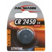 Ansmann batterij knoopcel CR2450 3V