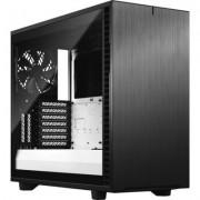 Кутия Fractal Design Define 7 Black/White TG Clear Tint