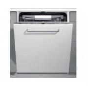 Teka DW8 58 FI Totalmente integrado 14cubiertos A++ lavavajilla