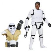 Jucarie Star Wars The Force Awakens Desert Mission Armor Finn