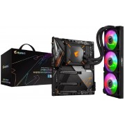 Gigabyte Z490 Aorus Master Waterforce Z490 Express Chipset Gen 10 LGA 1200 Motherboard with WiFi