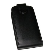 Калъф тип тефтер за Alcatel One Touch POP C3 Черен