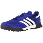 Adidas Marathon TR-B37443 Zapatillas para Hombre, Mystery Blue/Chalk White/Core Black, 9.5
