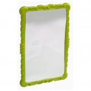 Oglinda Haha, 585 x 385 x 40 mm, Verde lime