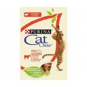 PURINA Cat Chow Adult Manzo E Melanzane Bustine 85gr