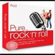 Video Delta V/A - Pure Rock 'N Roll - CD