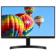 "Monitor IPS LED LG 23.8"" 24MK600M-B, Full HD (1920 x 1080), VGA, HDMI, 75 Hz, 5 ms (Negru)"