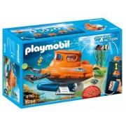 Submarin Cu Motor Subacvatic Playmobil