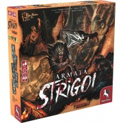 Powerwolf Armata Strigoi Brettspiel-multicolor - Offizielles Merchandise Onesize Unisex