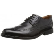 Clarks Men's BeckfieldLimit Black Black Formal Shoes - 6 UK/India (39.5 EU)