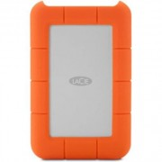 HDD extern LaCie 1TB Rugged Thunderbolt & USB3 w integrated cable