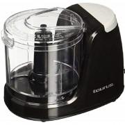 Mini procesador de alimentos Taurus modelo CEPHEUS color negro