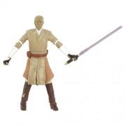 """Star Wars"" [Hasbro Action Figure] 3.75 inches ""Black"" # 19 Mace Windu"