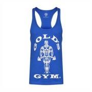 Gold's Gym Muscle Joe Premium Stringer Vest, Royal Blue Medium
