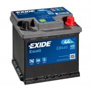 Akumulator za automobil Exide Excell 44 Ah D+ EB440 ( B36 )
