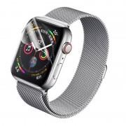 Rock Ochranná fólie pro Apple Watch 44mm - Rock, Hydrogel 2ks