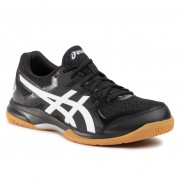 Обувки ASICS - Gel-Rocket 9 1071A030 Black/White 001