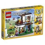 LEGO Creator kocke 3 in 1 - Modular Modern Home - Savremeni dom 386 delova 31068