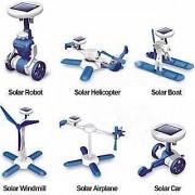 Latest 6 in 1 Educational Solar Energy Kit - Series - 2