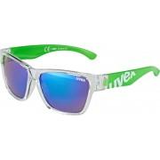 UVEX sportstyle 508 Kids Cykelglasögon Barn grön 2019 Barnglasögon