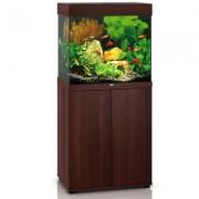 Juwel Aquarium / Kast-Combinatie Lido 120 LED SBX - Donker hout