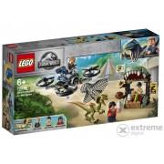 LEGO® Jurassic World 75934 Dilophosaurus on the Loose