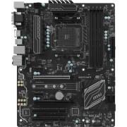 MSI B350 PC MATE moederbord Socket AM4 ATX AMD B350