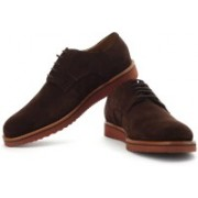 Clarks Freely Turn Corporate Casuals For Men(Brown)