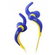 JVC Cuffie JVC HA-ETX30 Intraurale Aggancio Interno orecchio Blu Giallo