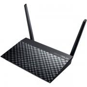 Asus RT-AC51U Trådlös Dual Band router, 802.11ac/a/b/g/n, 2,4/5GHz, 4xLAN-portar, 1xUSB 2.0, svart