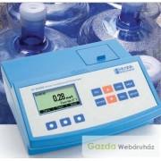 HI83208 Fotométer a víz állapotának elemzéséhez