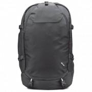 Pacsafe - Venturesafe EXP55 - Sac à dos de voyage taille 55 l, noir/gris