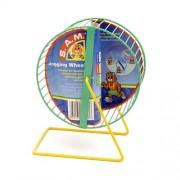 PENN PLAX SAM Kolotoč kovový barevný 15cm
