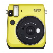 Focus Fujifilm Instax Mini 70 Kamera - Yellow