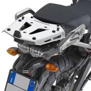 Kappa Attacco Posteriore In Alluminio Specifico Per Bauletto Monokey Kra2101 Yamaha Xt 1200 Z Supertenere' Dal 2010 Al 2017