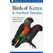 Vogelgids Birds of Kenya and Northern Tanzania   Christopher Helm