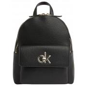 Calvin Klein Rucsac pentru femei Re-Lock Backpack Black