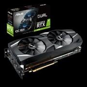 VC, ASUS DUAL-RTX2070-O8G, 8GB GDDR6, 256bit, PCI-E 3.0