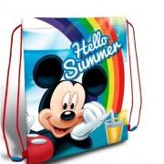 Disney Mickey egér tornazsák hello