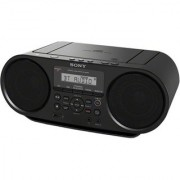 Sony ZS-RS60BT Boom Box(Black)