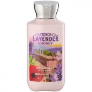 Bath & Body Works French Lavender And Honey тоалетно мляко за тяло за жени 236 мл.
