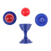 AST Works 1 Set Creative Magic Cup Small Toys for Children Colorful Balls Models@